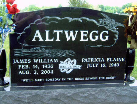 ALTWEGG, JAMES WILLIAM - Madison County, Iowa   JAMES WILLIAM ALTWEGG
