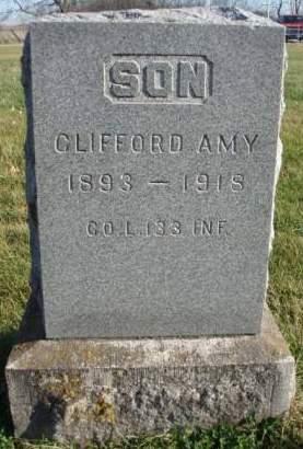 AMY, CLIFFORD - Madison County, Iowa | CLIFFORD AMY