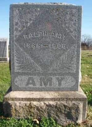 AMY, RALPH - Madison County, Iowa | RALPH AMY