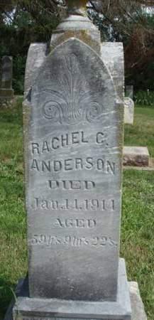 ANDERSON, RACHEL CAROLINE - Madison County, Iowa | RACHEL CAROLINE ANDERSON