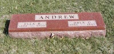 ANDREW, ELLA B. - Madison County, Iowa | ELLA B. ANDREW