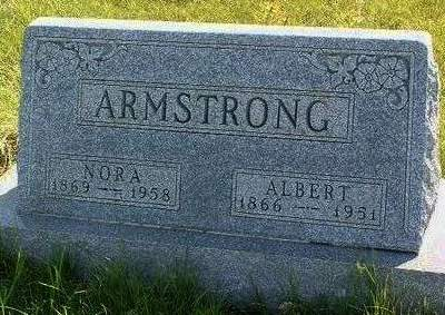 ARMSTRONG, NORA - Madison County, Iowa | NORA ARMSTRONG