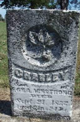 ARMSTRONG, CHARLEY - Madison County, Iowa | CHARLEY ARMSTRONG