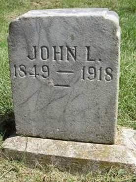 ARMSTRONG, JOHN LEWELLEN - Madison County, Iowa | JOHN LEWELLEN ARMSTRONG