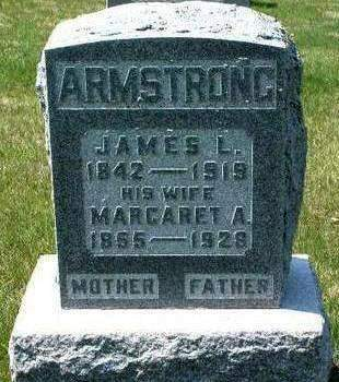 ARMSTRONG, MARGARET ALICE - Madison County, Iowa | MARGARET ALICE ARMSTRONG