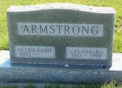 ARMSTRONG, HELEN ESTELLA - Madison County, Iowa | HELEN ESTELLA ARMSTRONG