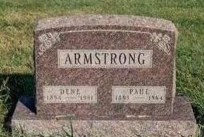ARMSTRONG, WILLIAM PAUL - Madison County, Iowa | WILLIAM PAUL ARMSTRONG
