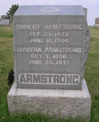 ARMSTRONG, MARTHA - Madison County, Iowa | MARTHA ARMSTRONG