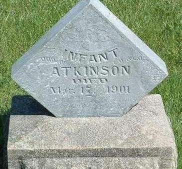 ATKINSON, INFANT - Madison County, Iowa | INFANT ATKINSON