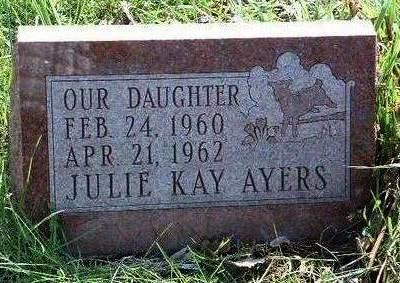 AYERS, JULIE KAY - Madison County, Iowa | JULIE KAY AYERS