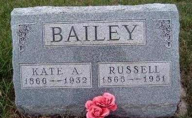 BAILEY, THOMAS RUSSELL - Madison County, Iowa | THOMAS RUSSELL BAILEY