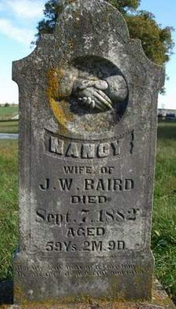 BAIRD, NANCY - Madison County, Iowa | NANCY BAIRD