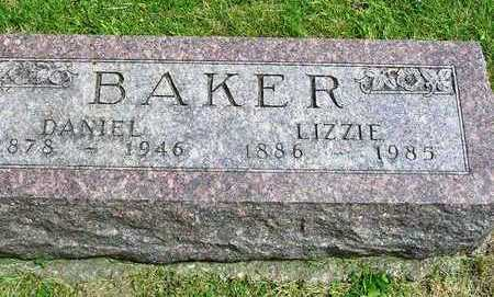 BAKER, DANIEL - Madison County, Iowa | DANIEL BAKER