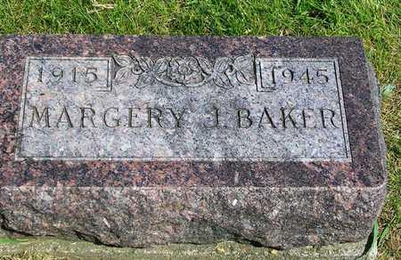 BAKER, MARGERY J. - Madison County, Iowa | MARGERY J. BAKER