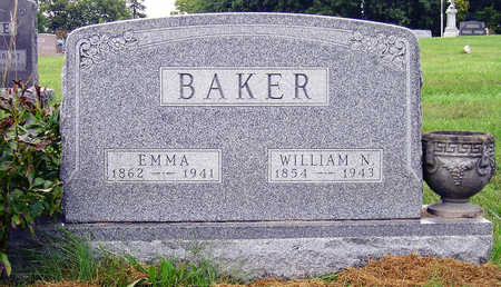 BAKER, WILLIAM NEELY - Madison County, Iowa | WILLIAM NEELY BAKER
