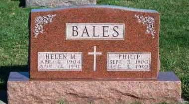BALES, PHILIP - Madison County, Iowa | PHILIP BALES