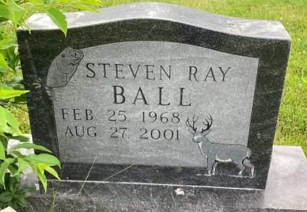 BALL, STEVEN RAY - Madison County, Iowa   STEVEN RAY BALL