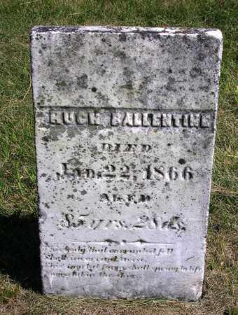 BALLENTINE, HUGH - Madison County, Iowa | HUGH BALLENTINE