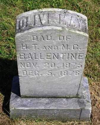 BALLENTINE, OLIVE MAY - Madison County, Iowa | OLIVE MAY BALLENTINE