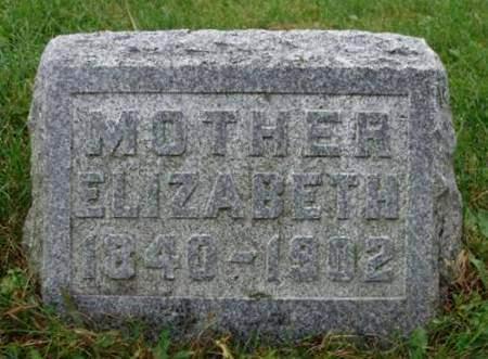 BANKS, ELIZABETH - Madison County, Iowa   ELIZABETH BANKS