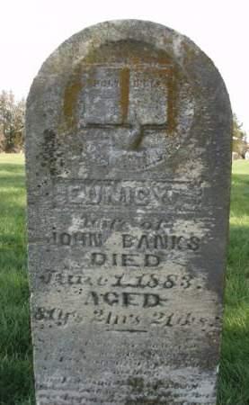 BANKS, EUNICE - Madison County, Iowa | EUNICE BANKS