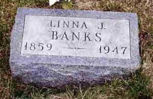 BANKS, MALINDA JANE (LINNA) - Madison County, Iowa | MALINDA JANE (LINNA) BANKS