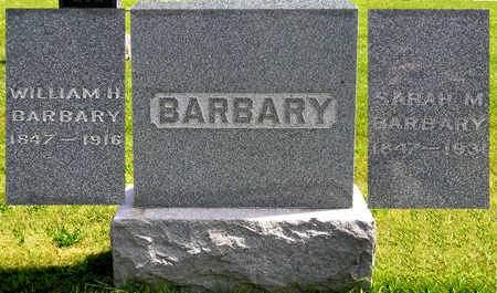 BARBARY, SARAH MARGARET - Madison County, Iowa | SARAH MARGARET BARBARY