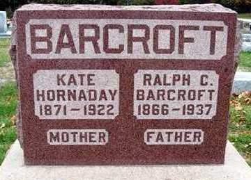 BARCROFT, RALPH COOPER - Madison County, Iowa | RALPH COOPER BARCROFT