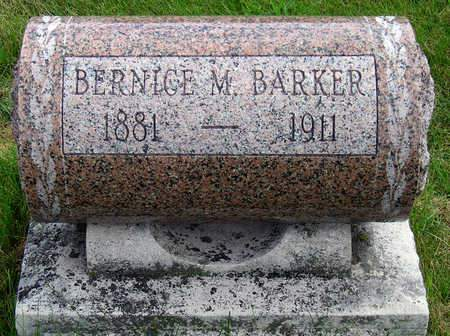 BARKER, BERNICE MINNIE - Madison County, Iowa | BERNICE MINNIE BARKER