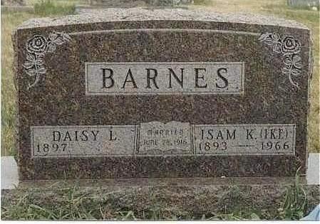 BARNES, ISAM KING  (IKE) - Madison County, Iowa | ISAM KING  (IKE) BARNES