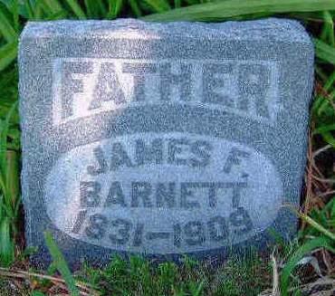 BARNETT, JAMES FINLEY - Madison County, Iowa | JAMES FINLEY BARNETT