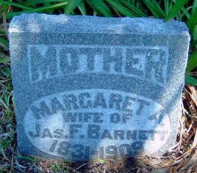 BARNETT, MARGARET A. - Madison County, Iowa | MARGARET A. BARNETT