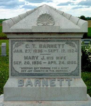 BARNETT, CHARLES TAYLOR - Madison County, Iowa | CHARLES TAYLOR BARNETT