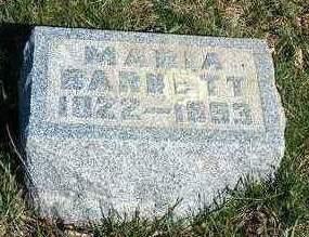 BARNETT, MARIAH - Madison County, Iowa | MARIAH BARNETT