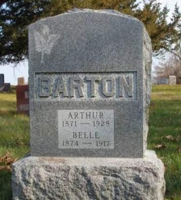 BARTON, AMELIA BELLE - Madison County, Iowa | AMELIA BELLE BARTON