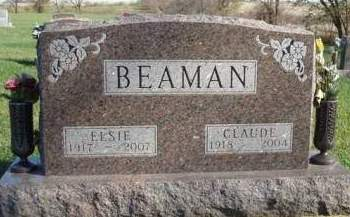 BEAMAN, ELSIE BERNICE - Madison County, Iowa | ELSIE BERNICE BEAMAN