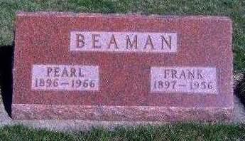 BEAMAN, FRANK IRVIN - Madison County, Iowa | FRANK IRVIN BEAMAN
