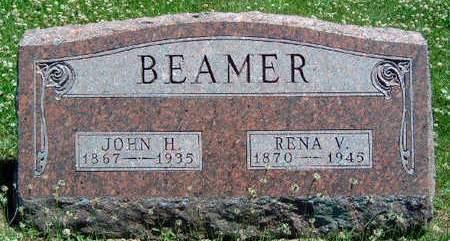 BEAMER, JOHN HENRY - Madison County, Iowa | JOHN HENRY BEAMER