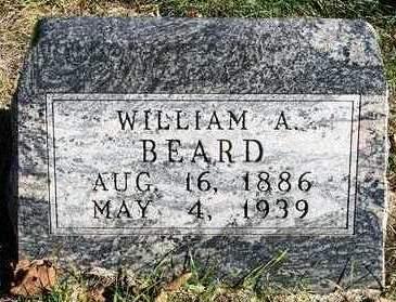 BEARD, WILLIAM ANDREW - Madison County, Iowa | WILLIAM ANDREW BEARD