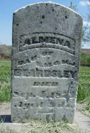 BEARDSLEY, ALMENA - Madison County, Iowa | ALMENA BEARDSLEY