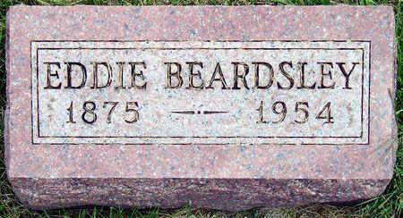 BEARDSLEY, EDWARD (EDDIE) - Madison County, Iowa | EDWARD (EDDIE) BEARDSLEY