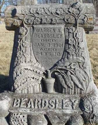 BEARDSLEY, WARREN A. - Madison County, Iowa | WARREN A. BEARDSLEY