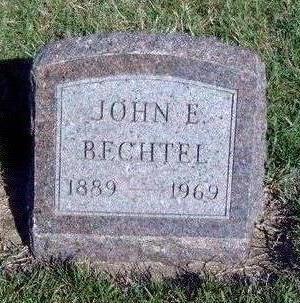 BECHTEL, JOHN ELLSWORTH - Madison County, Iowa | JOHN ELLSWORTH BECHTEL