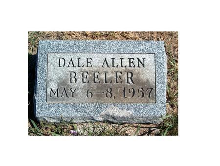 BEELER, DALE ALLEN - Madison County, Iowa | DALE ALLEN BEELER