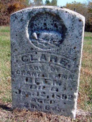 BEEM, CLARE - Madison County, Iowa | CLARE BEEM