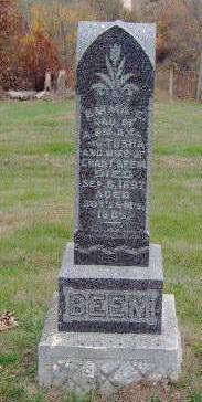 BEEM, EMMA E. - Madison County, Iowa | EMMA E. BEEM