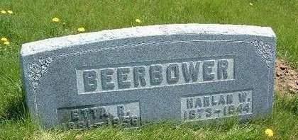 BEERBOWER, HARLAN WESLEY - Madison County, Iowa | HARLAN WESLEY BEERBOWER