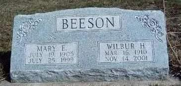 BEESON, MARY ELLEN - Madison County, Iowa   MARY ELLEN BEESON