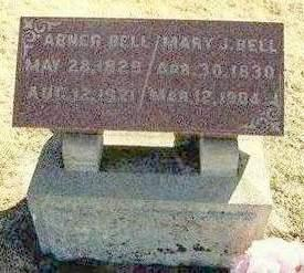 BELL, MARY JANE - Madison County, Iowa | MARY JANE BELL