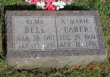 BELL, ALMA L.  - Madison County, Iowa | ALMA L.  BELL